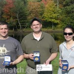 2009 Fall Foliage Match, Top 3