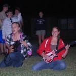 Kelly Rosales and Kim Coffey