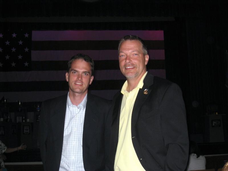Dan Holmes and Erik Hoskins