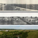 Panoramic Camp Perry, Then and Now