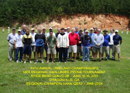 44th Dixieland Regional