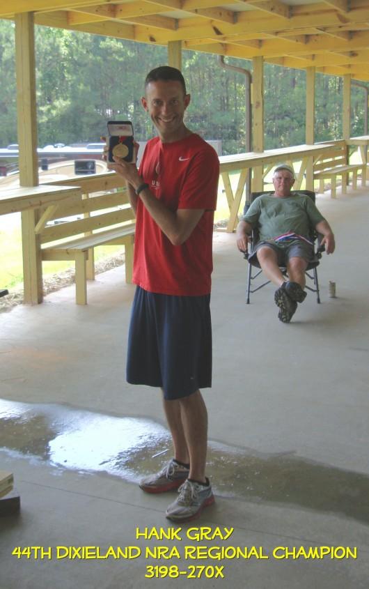 Hank Gray 44th Dixieland Winner