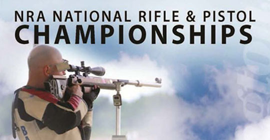 NRA Smallbore Rifle Championship Entries Open